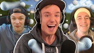 IK HEB ENZO VERRADEN! - Golf met xLinkTijger & EnzoKnol