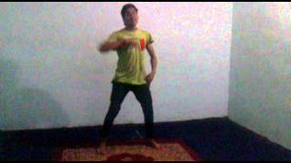 Dance by vishnu on rab ka shukrana