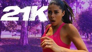 Como correr 21 km?