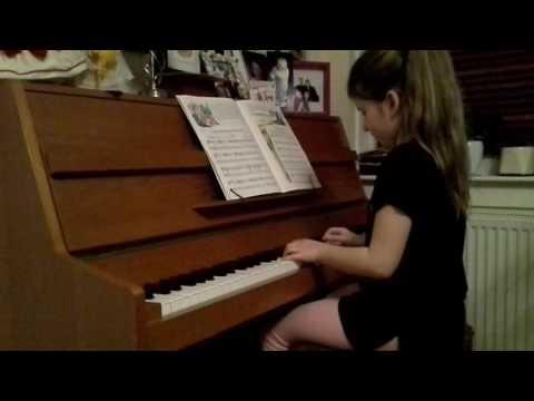 The harpsichord player (J.S. Bach)