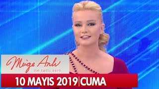 Müge Anlı ile Tatlı Sert 10 Mayıs 2019 - Tek Parça