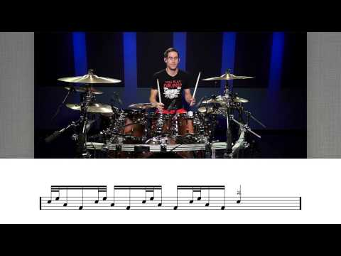 Free Drum Lesson! - Super Cool - Herta Drum Fill -  from Drumeo & COOP3RDRUMM3R