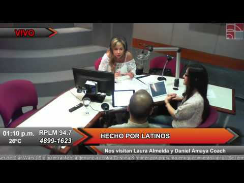 Hecho Por Latinos. Programa N 12. 16.12.15. Radio Palermo FM 94.7