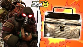 Fallout 76 | Do Treasure Hunters in a NUKE ZONE Have Better Loot? (Fallout 76 Limited Time Event)