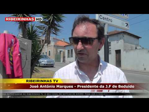 "Junta da Freguesia de Beduído inaugurou ""Marco de Granito"""