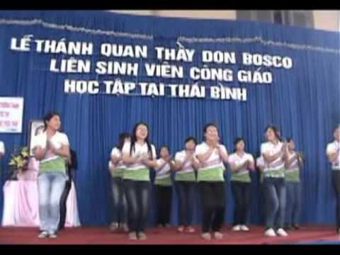 Cử điệu sinh hoạt của nhóm  Sinh Viên Công Giáo học tập tại Thái Bình 004