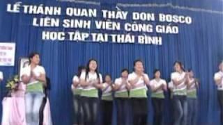 Video | Cử điệu sinh hoạt của nhóm Sinh Viên Công Giáo học tập tại Thái Bình 004 | Cu dieu sinh hoat cua nhom Sinh Vien Cong Giao hoc tap tai Thai Binh 004