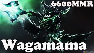 Dota 2 - Wagamama 6600 MMR Plays Outworld Devourer vol 2# - Ranked Match Gameplay
