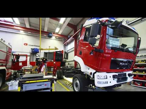 Rosenbauer Hersteller von Feuerwehr Fahrzeugen