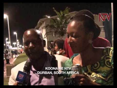 Koona ne NTV: South Africa Edition