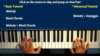 Haal E Dil (Murder 2) Piano Tutorial | Melody + Chords + Arpeggios + Vishal