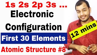 atomic structure class 11