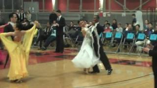 Prechamp Standard, 2010 MIT Open Ballroom dance Competition.mp4