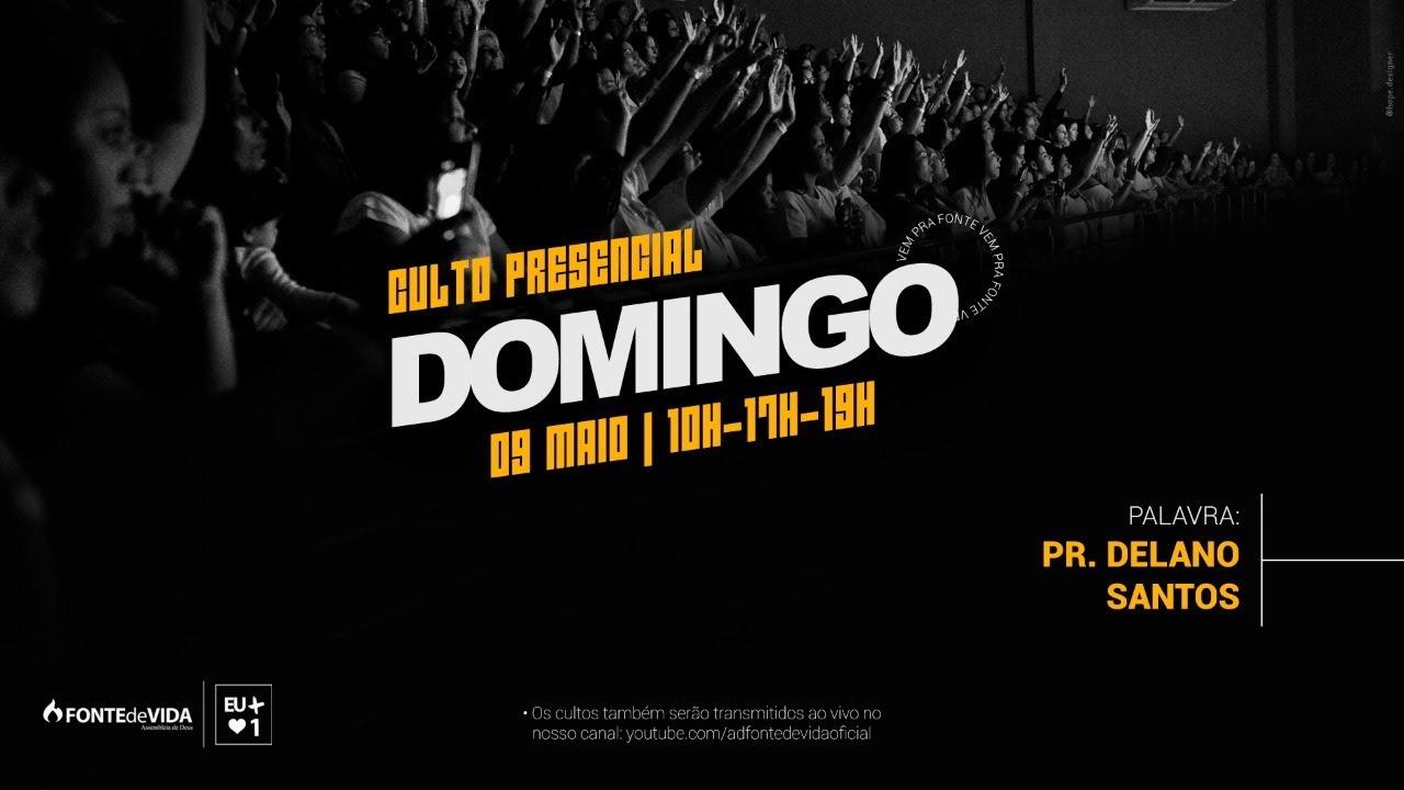 Download Culto da Familia 19H   Pr. Delano Santos