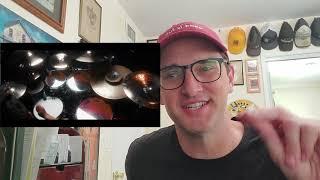 Jazz drummer reacts: Matt Greiner (August Burns Red)-Paramount