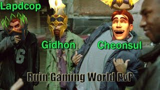 [WoW WPvP] The Three Gangsters / 개노답 삼형제 [4K] - Part 1
