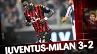 AC Milan I Juventus-Milan 3-2 Highlights