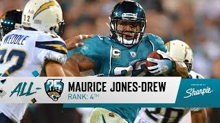 Jaguars All-25: #4 Maurice Jones-Drew