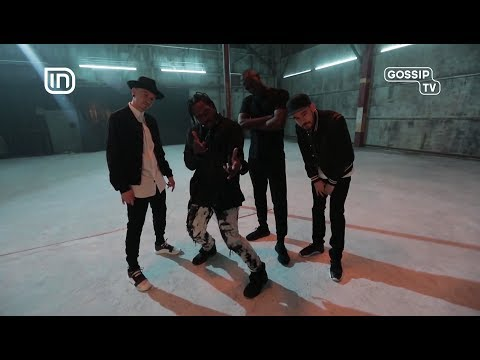 IN Backstage 01062017 - Linkin Park ft Pusha T & Stormzy Good Goodbye  The Rasmus Paradise