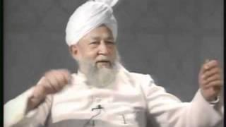 Liqa Ma'al Arab #80 Question/Answer English/Arabic by Hadrat Mirza Tahir Ahmad(rh), Islam Ahmadiyya