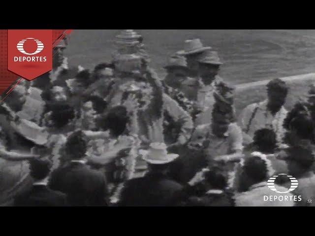 Con esa tienen: Chivas campeón de Campeones 1965 | Televisa Deportes