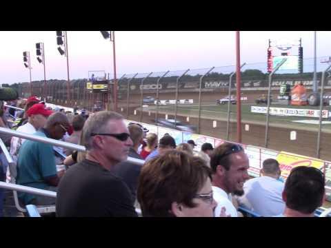 Lucas Oil Speedway Late Model Heat 1 7/15/17