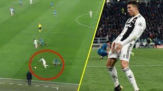 Watch: How Cristiano Ronaldo humiliates Koke and mocking Diego Simeone?