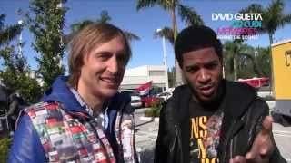 David Guetta - Memories (Behind The Scenes - Adult content) ft. Kid Cudi