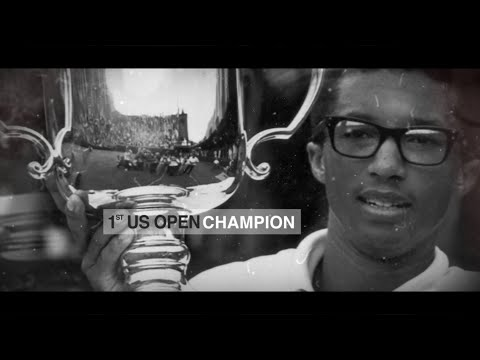 50 In 50: Arthur Ashe, US Open Tennis Champion