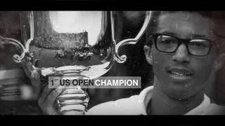 50 in 50: Arthur Ashe, US Open Tennis Champion