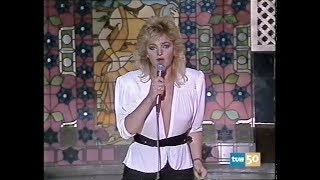 """Bonnie Tyler """"Total Eclipse of the Heart"""" (A Su Aire 05/08/1983)"""