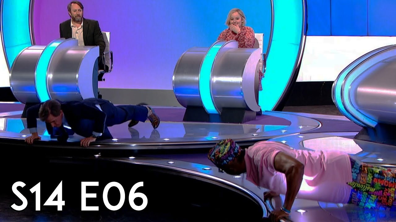 """Download NEW Would I Lie To You? - """"S14 E06 (Series 14 Episode 6)""""   TM&MC"""