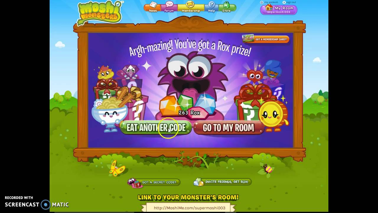 moshi monsters codes - DriverLayer Search Engine