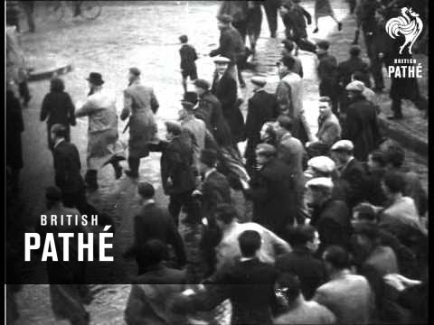 Blackshirts March - Mosley (1936) - YouTube
