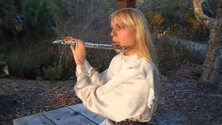 Home for the Holidays - flute