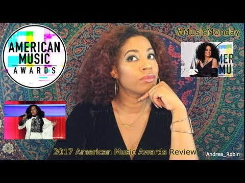 2017 American Music Awards Review | My Thoughts