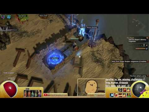 2.6 - Full Twitch VOD 4/20/17 - Pushing to 36/40 Legacy League Challenges - Demi