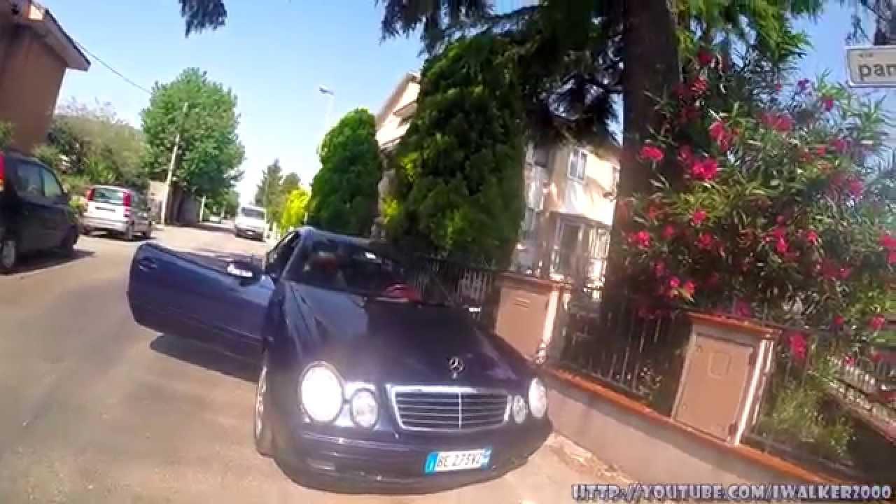 Mercedes-Benz E-Класс Тест-драйв.Anton Avtoman. - YouTube