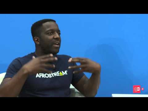 Tonje Bakang on Afrostream's Original Content
