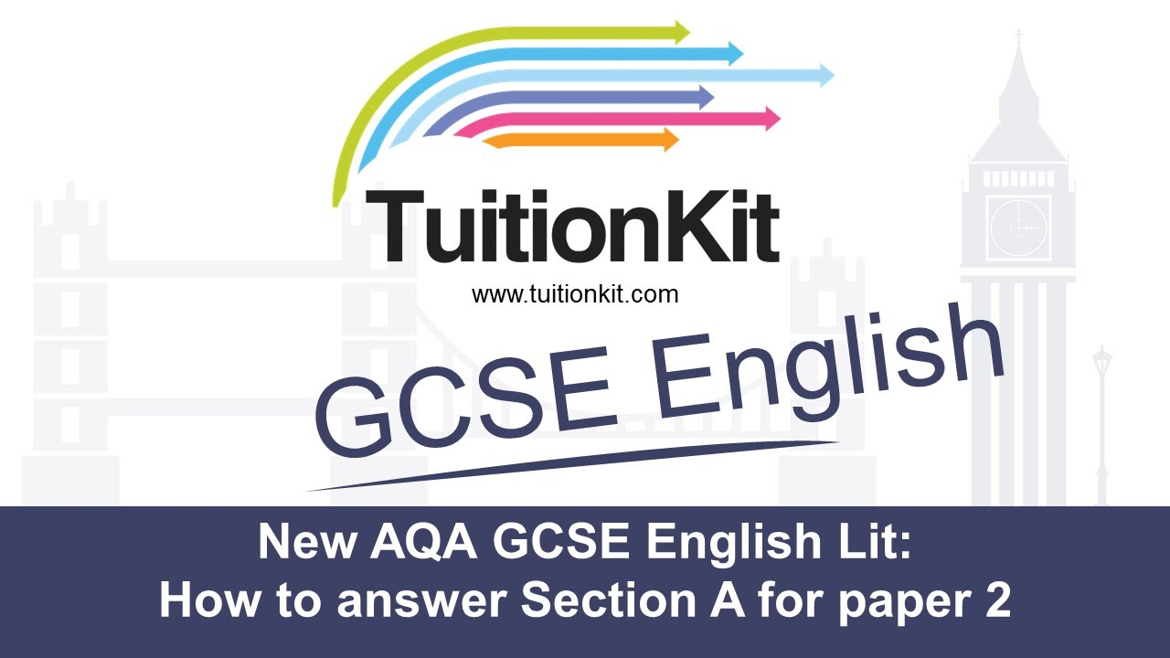 Help please english lit aqa?