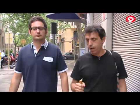 Pep Botifarra en Trau la Llengua (Canal 9 RTVV)