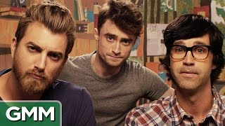 The What If? Game Ft. Daniel Radcliffe(We play the What If? Game with Daniel Radcliffe Good Mythical MORE: http://youtu.be/ELJnOczRwYw Check out What If? in theaters August 8th! SUBSCRIBE ..., 2014-08-05T10:00:02.000Z)