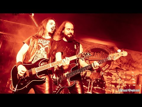 Gods Made Heavy Metal - Manowar (Cover by Sons of Odin) live at Gasoline Road Bar Trento