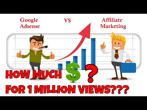 How Much Does Google Adsense Pay Per Million Pageviews? Brea