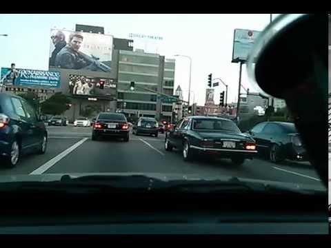 Burbank, Hollywood, West Hollywood
