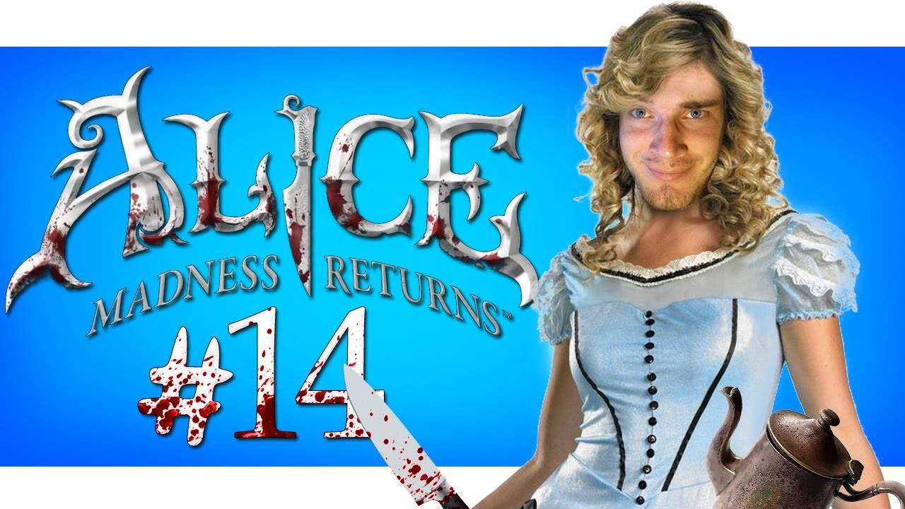 Pewdiepie plays Alice: The Madness Returns - Part 14