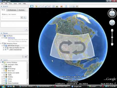 How to get a weather radar on google earth youtube gumiabroncs Image collections