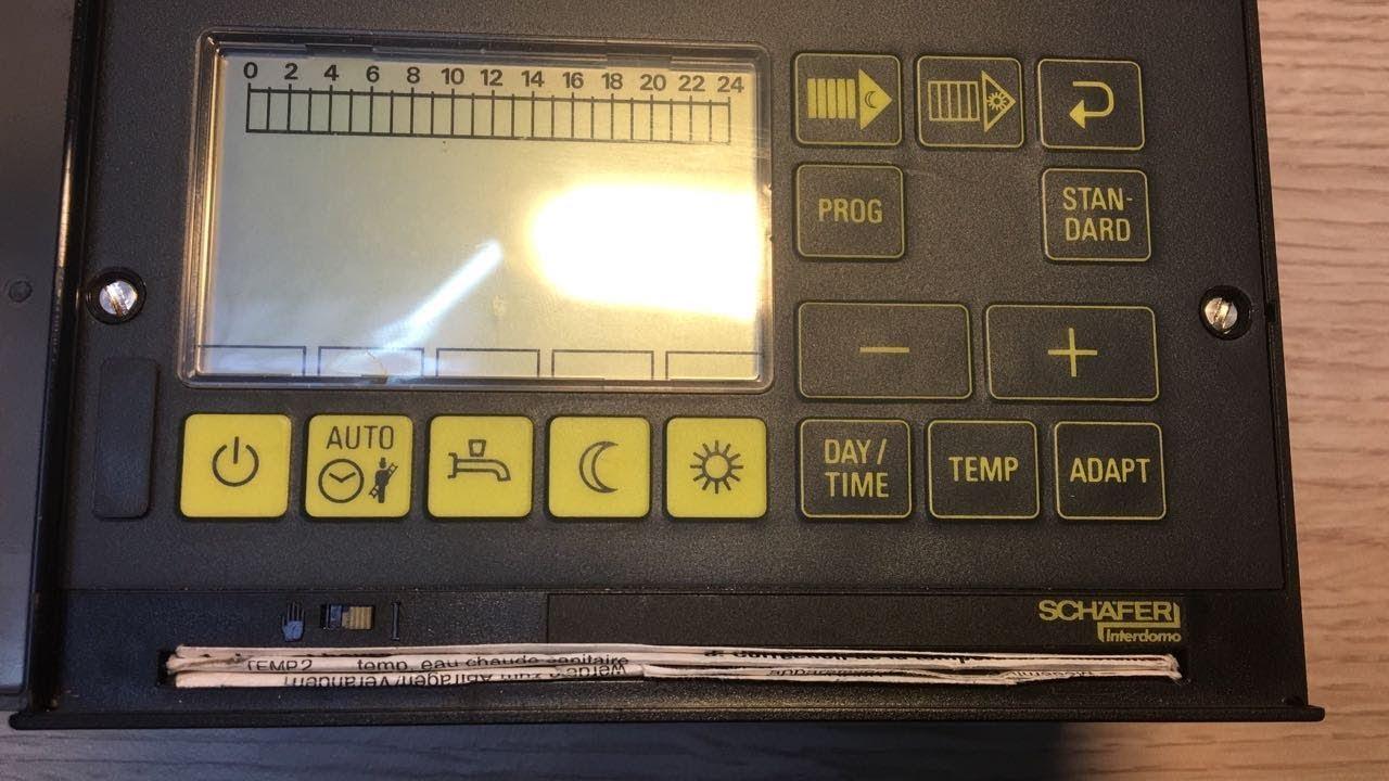 L&G RVP75.237 Heizungssteuerung Heizungsregler reparieren Reparatur ...