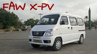 FAW X-PV 2018 detailed review | Auto Car.