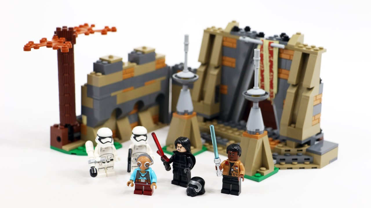Лего звездные войны 75139 битва на планете такодана новый фильмы джеки чан